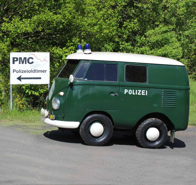 1. Deutsches Polizeioldtimer Museums Marburg