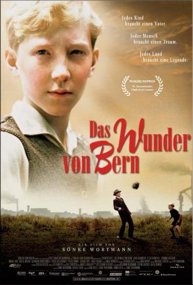 """Plakat zum Kinofilm """"Das Wunder von Bern"""""""