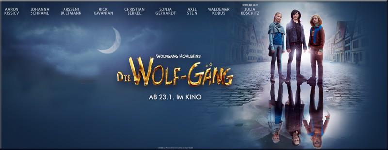 """Das Filmplakat zur """"Die Wolf-Gäng"""""""