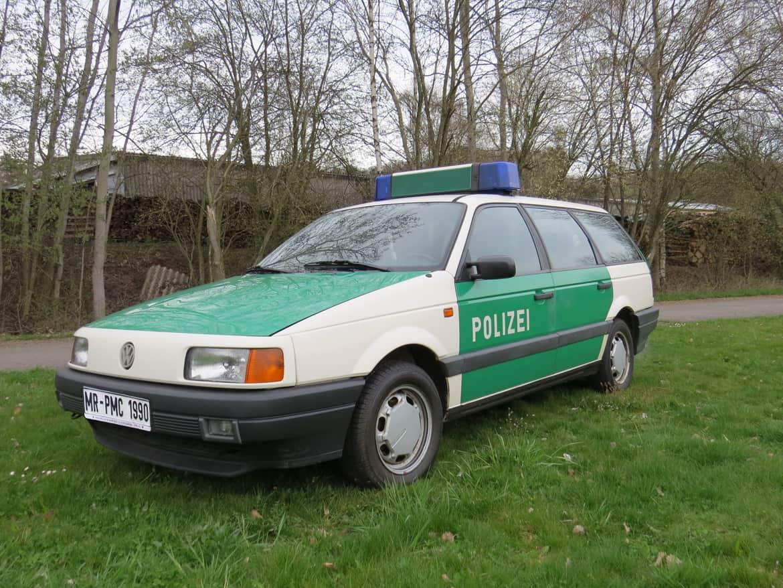 VW-Passat Typ 32B Variant Polizei