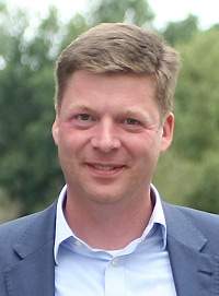 Dr. Stefan Heck, Staatssekretär im Hess. Innenministerium