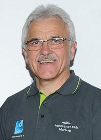 Eberhard Dersch, Vorsitzender PMC Marburg
